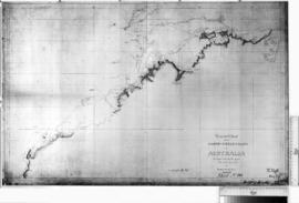 North & North West Coasts of Australia surveyed during the years 1818-1822 [b/w photographic print only].