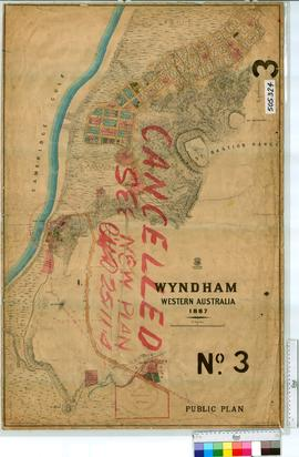Wyndham Sheet 3 [Tally No. 505324].