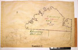 West and East Kimberley Electoral Districts - Wyndham; Dead Horse Station; Stud Station census su...