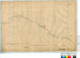 Road Bridgetown to Mt Barker (T13-T42 & H4) through Reserve 804) by J.H. Goodwin Fieldbooks 1...