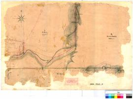 Folio XIX. Plan showing area on both sides of upper Swan River [area encompassing what is now Upp...