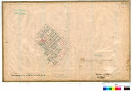 Kalgoorlie 77/50. Kalgoorlie town lots. Area south east of Cheetham Street. R. Gledden [scale: 3 ...