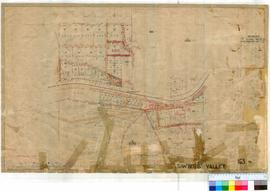 Sawyers Valley 163. Plan of Sawyers Valley Townsite, Lots 1-43 between Eason Road & Dowell St...