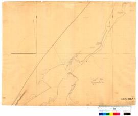 Survey of Leschenault-Vasse by H.M. Omanney, sheet 9 [Tally No. 005196].