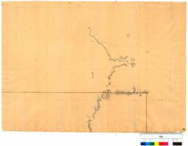 Survey of locations in Wellington and Sussex districts, sheet 6 (shows site of J. Stirling's bivouac] [undated, Tally No. 005183].