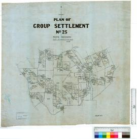 Group Settlement No. 25