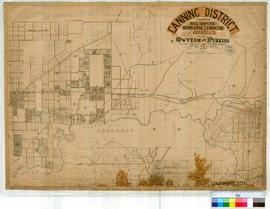 Cannington 271. Canning District comprising Welshpool, Woodlupine, Cannington and Gosnell's ...