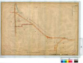 Road to Serpentine Falls from Cockburn Sound Locations 156-289 by W.J. Crowther, Fieldbook 33 [sc...