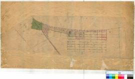 Rockingham 22/2. Plan of Rockingham Townsite showing Lots and Streets, Rockingham Jarrah Company&...