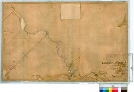 Locations on the Canning River by A.L. Preiss (Sheet 1) [scale: 8 chains to an inch, Tally No. 00...