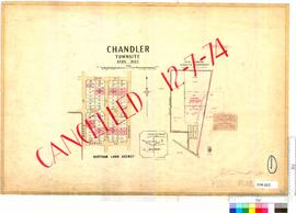 Chandler Sheet 1 [Tally No. 504005].