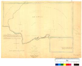 Plan of 2800 acres of land at Yeolup as furnished by John Hassell for Plantagenet Location 32 cop...