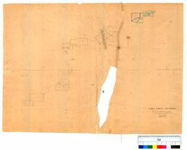 Survey of the lakes north of Perth, from information collected by A.C. Gregory [Tally No. 005130].