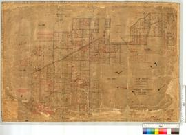 Subdivision of Dumberning Agricultural Area. Area by J. Hore, Fieldbooks T51, T52, T53, T54, T55,...