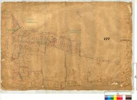 Traverse of portion of Hillman R. and portion of Darkan Agricultural Area by W.A. Saw and J.O. Ox...