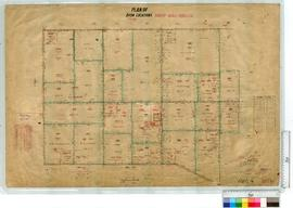 Locations near Kodj-Kodjin by A.J. Wells 1898 - approx. Fieldbooks 143 and 144 [scale: 20 chains ...
