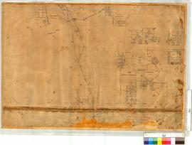 Vicinity of Lakes Jandabup Joondalup, Gnangara and Coollelal by W.A. Saw, Fieldbook 4, later addi...