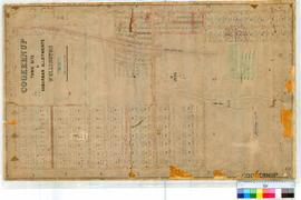 Cookernup 66/1. Cookernup Townsite and suburban allotments, Wellington. Henry Wilson [scale: 4 ch...