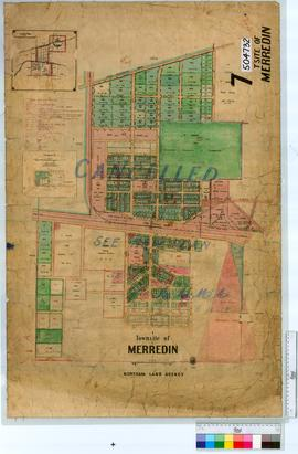 Merredin Sheet 7 [Tally No. 504732].