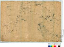 Vicinity of the Fitzroy River, Mt Campbell, Margaret & Cunningham Rivers by G.E. May, Fieldbo...