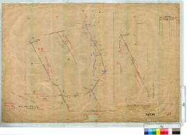 Locations - Survey of roads Beverley area (Mt Kokeby Siding) by N.M. Brazier, Fieldbook 23 [scale: 20 chains to an inch].