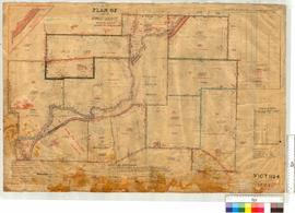 Part of Bowes Estate, Locations 5349-5534, etc, vicinity of Naraling, Chapman River & Chapman...