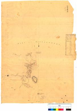Part of Plantagenet district by J.S. Roe (shows Mt. Clarence, Oyster Harbour, King River, Kalgan ...