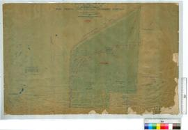 Avon - Kwolyin townsite Quairading Bruce Rock Railway plan showing land required for railway purp...
