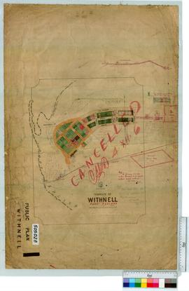 Port Hedland Sheet 1 [Tally No. 505028].