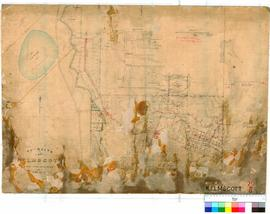 Kelmscott 20/8. Townsite of Kelmscott and locations adjoining as marked on the ground by A. C. Gr...